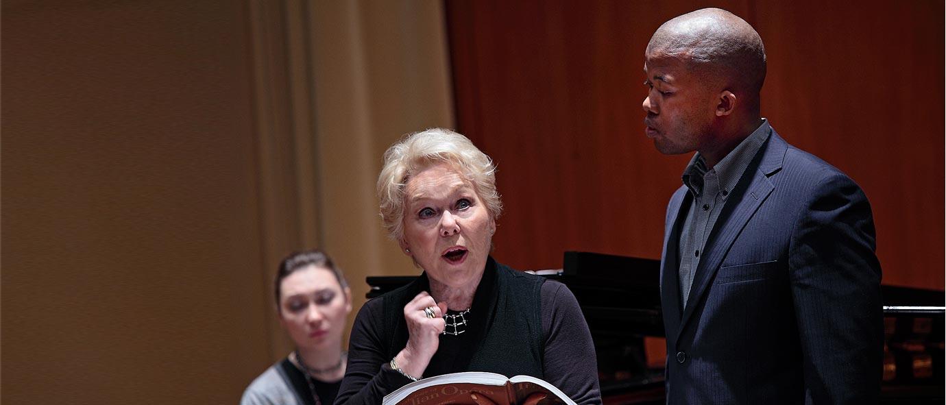 Metropolitan Opera | Lindemann Young Artist Development Program