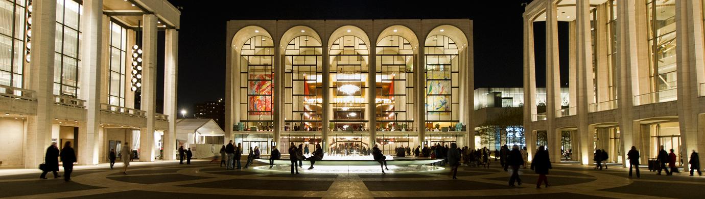 Excellent Metropolitan Opera Our Story Home Interior And Landscaping Analalmasignezvosmurscom