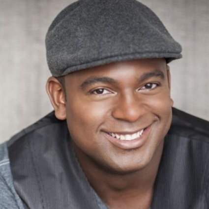 Headshot of Ryan Speedo Green