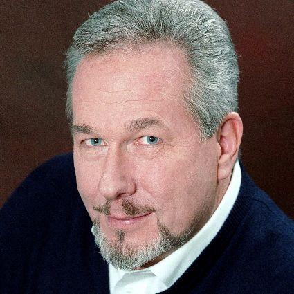 Headshot of James Morris