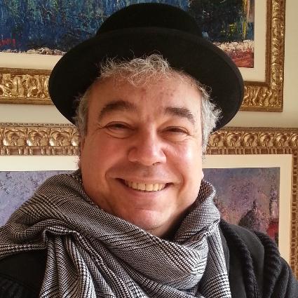 Headshot of Maurizio Muraro