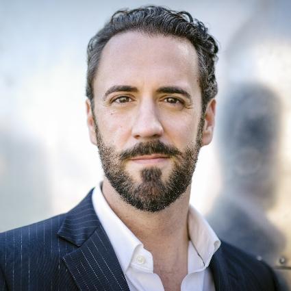 Headshot of Christian Van Horn