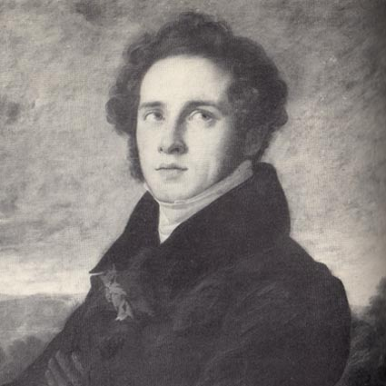 Headshot of Vincenzo Bellini