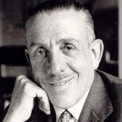 Headshot of Francis Poulenc