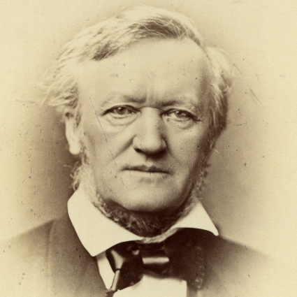 Headshot of Richard Wagner