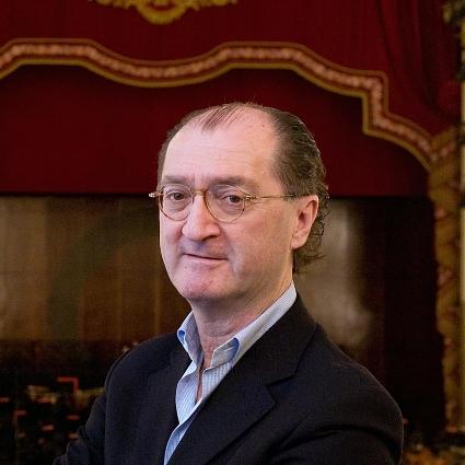 Headshot of Maurizio Benini
