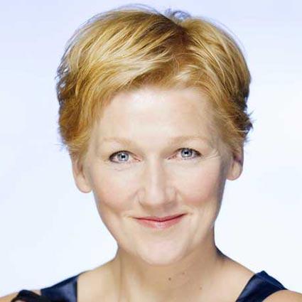 Headshot of Angela Denoke
