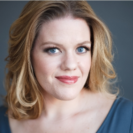 Headshot of Wendy Bryn Harmer