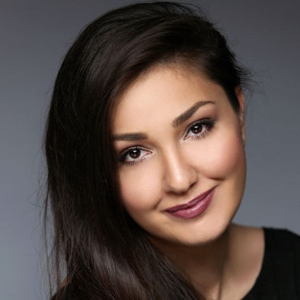 Headshot of Kristina Mkhitaryan