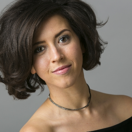 Headshot of Lisette Oropesa