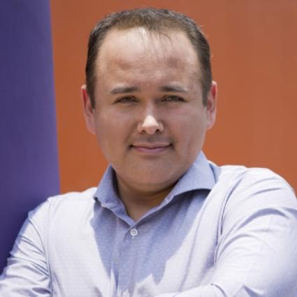 Headshot of Javier Camarena