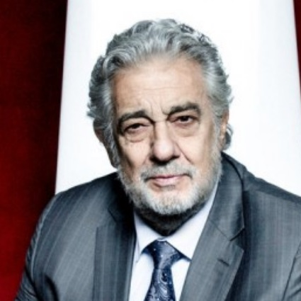 Headshot of Plácido Domingo