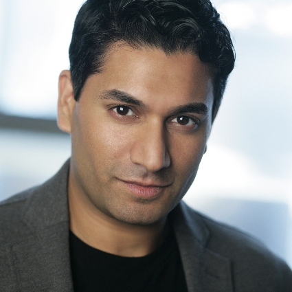 Headshot of Alok Kumar