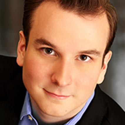 Headshot of Brian Michael Moore