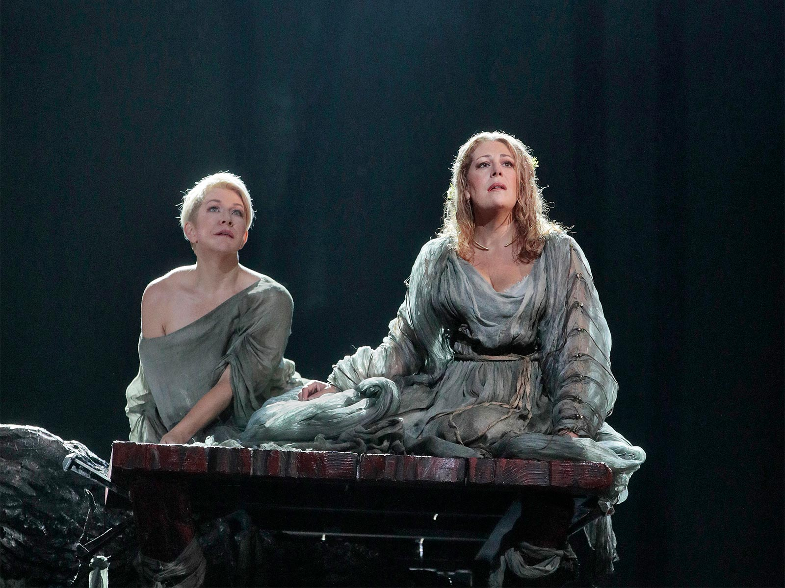 A scene from Norma