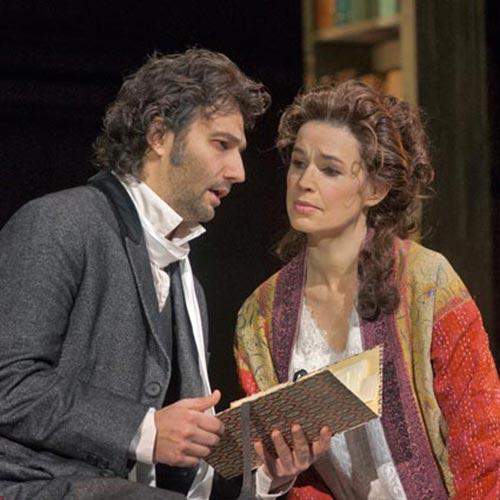 Jonas Kaufmann and Sophie Koch in Werther