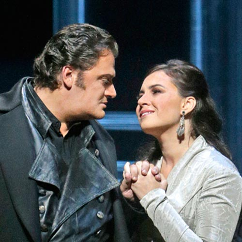 Aleksandrs Antonenko and Sonya Yoncheva in Otello