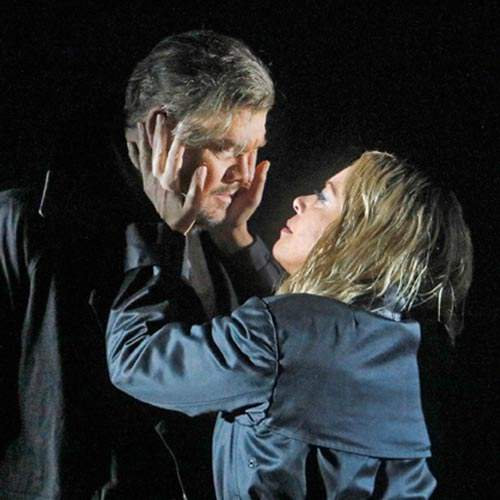 Stuart Skelton and Nina Stemme in Tristan und Isolde