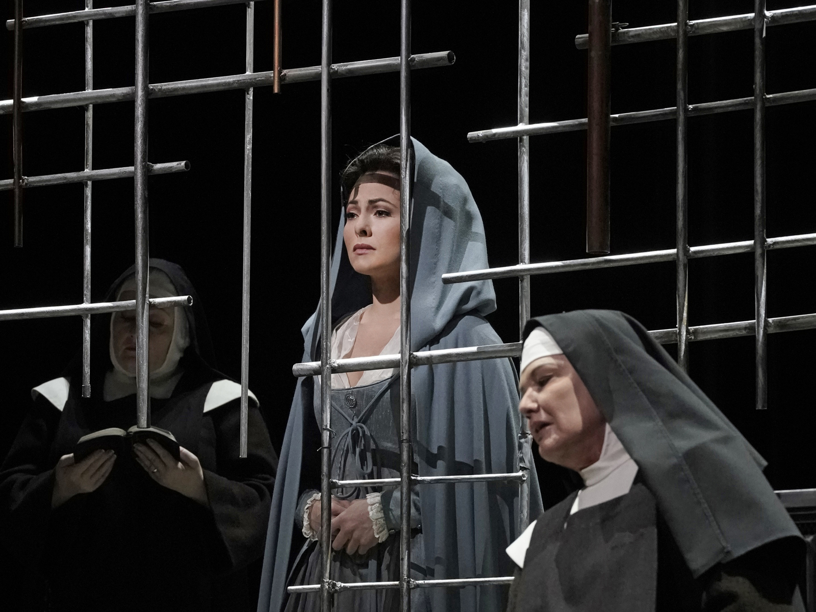 A scene from Dialogues des Carmélites