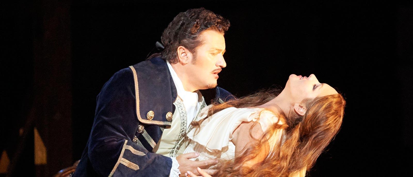 Metropolitan Opera   Adriana Lecouvreur