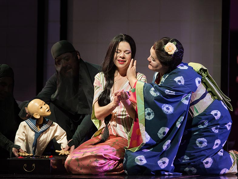 Metropolitan Opera | Madama Butterfly