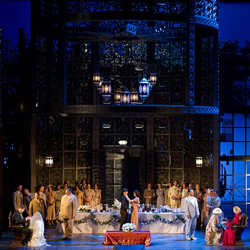 Metropolitan Opera | Saturday Matinee Broadcasts