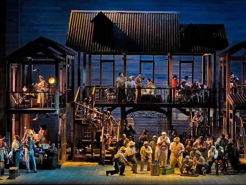 PORGY AND BESS @  |  |