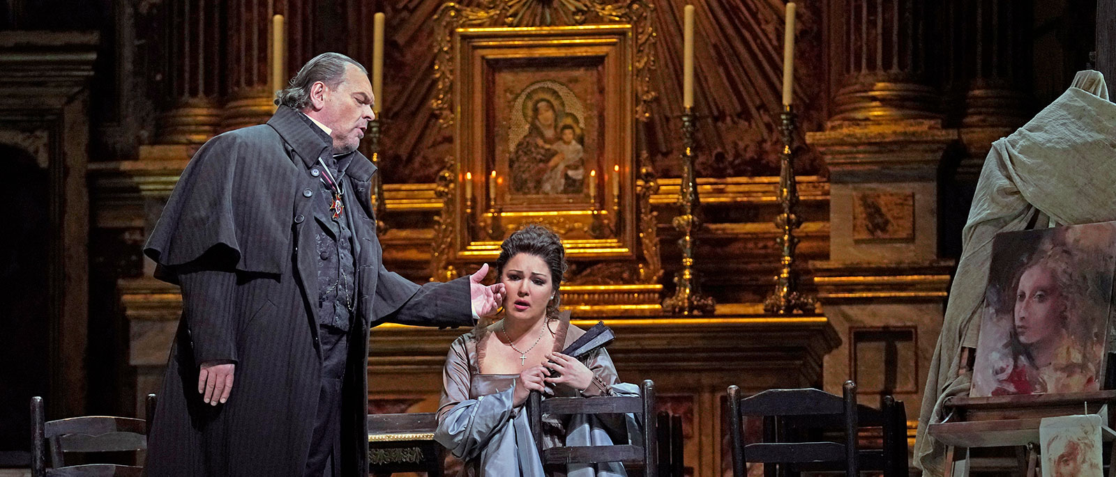 TOSCA [Cancelled]