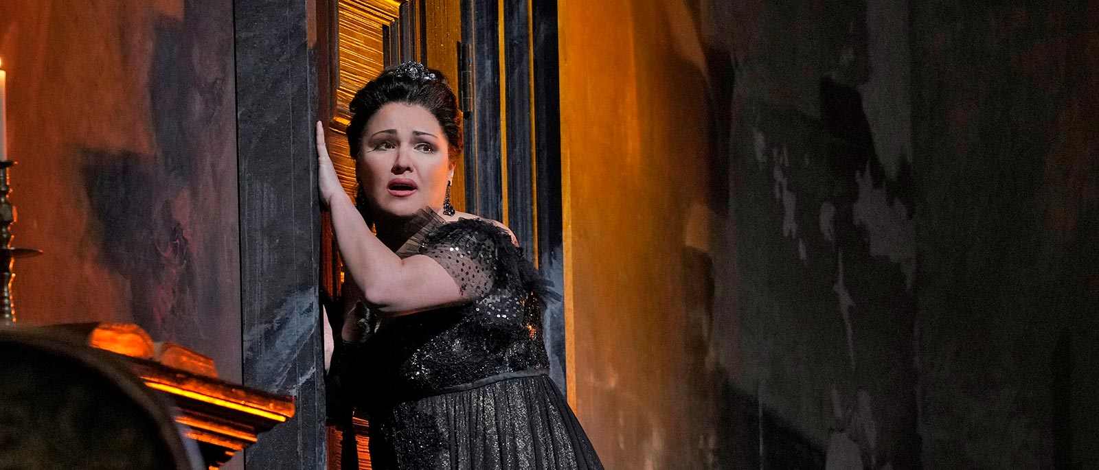 NEW YEAR'S EVE GALA: ANNA NETREBKO