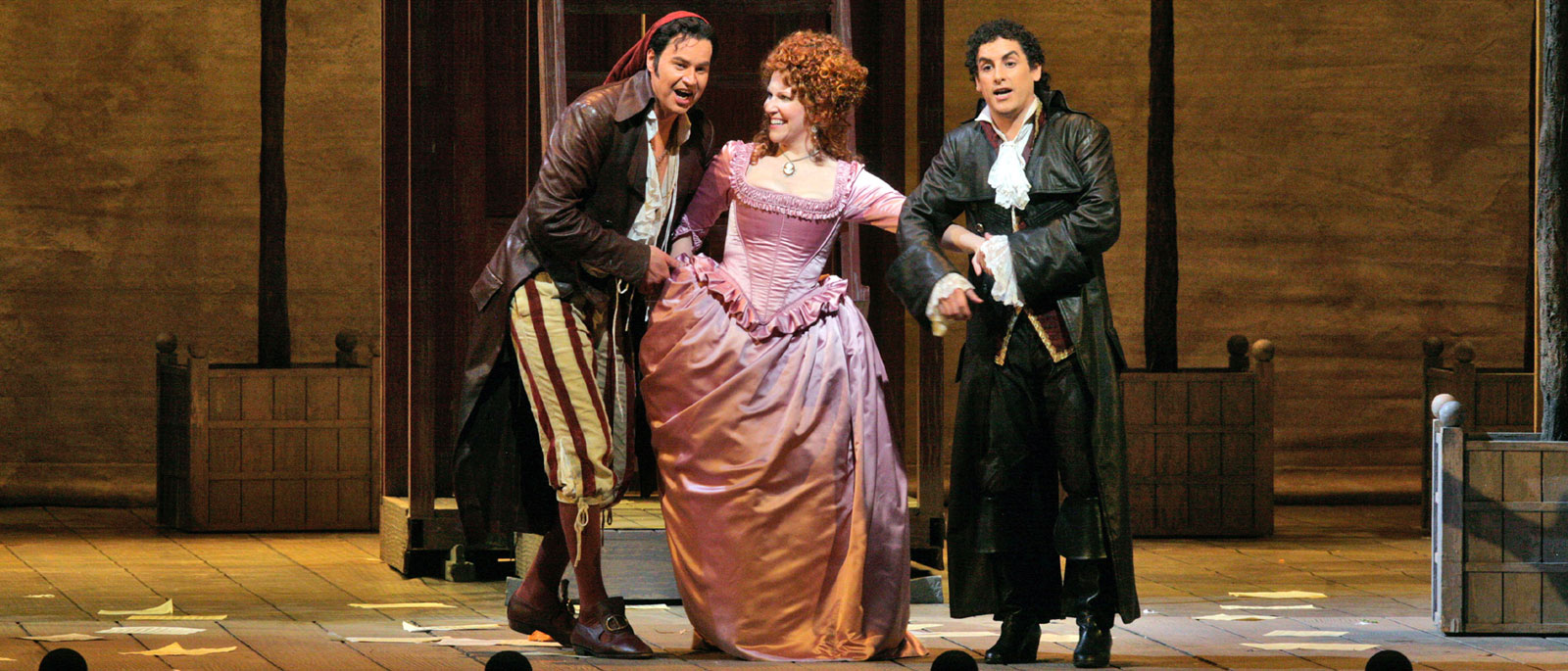 Nightly Met Opera Streams: April 6–12
