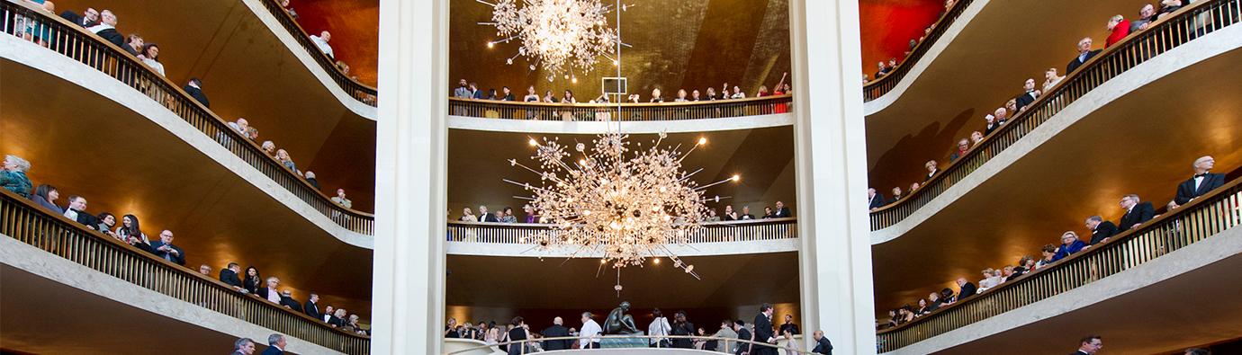 The Met Opera Christmas 2020 Metropolitan Opera | Rush Tickets