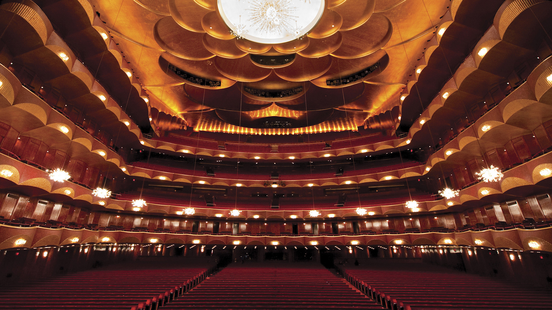 Metropolitan Opera Virtual Meeting Backgrounds