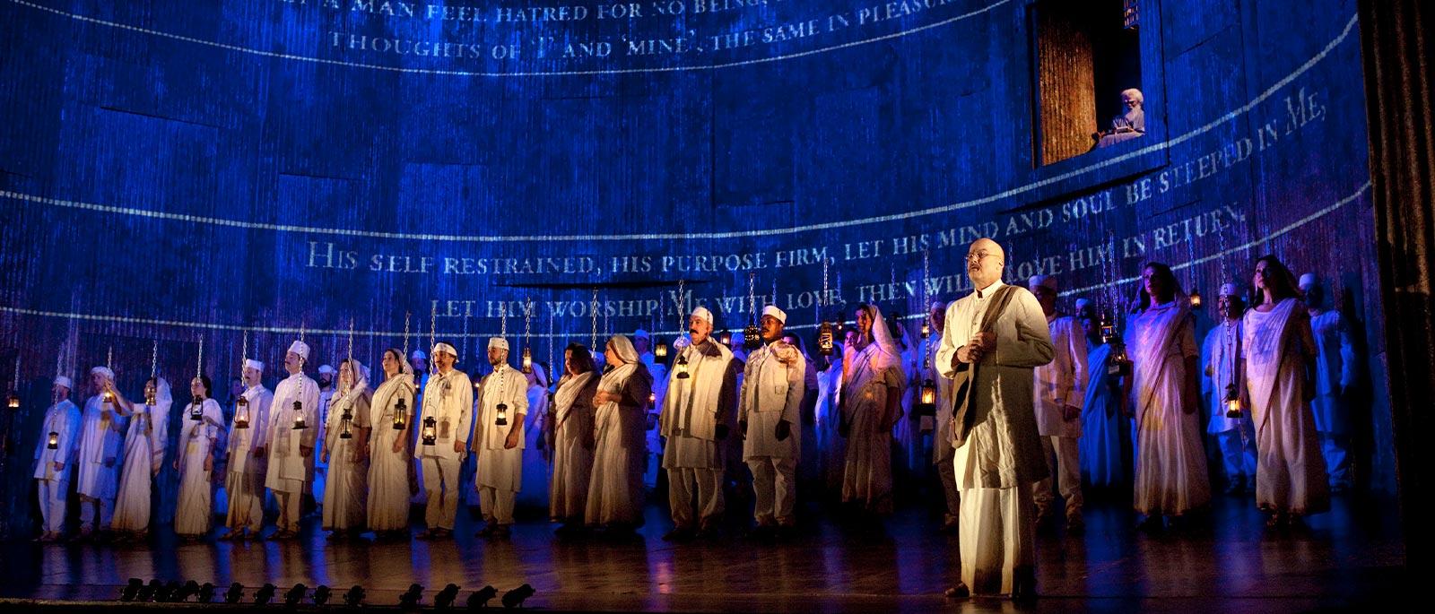 Metropolitan Opera Nightly Met