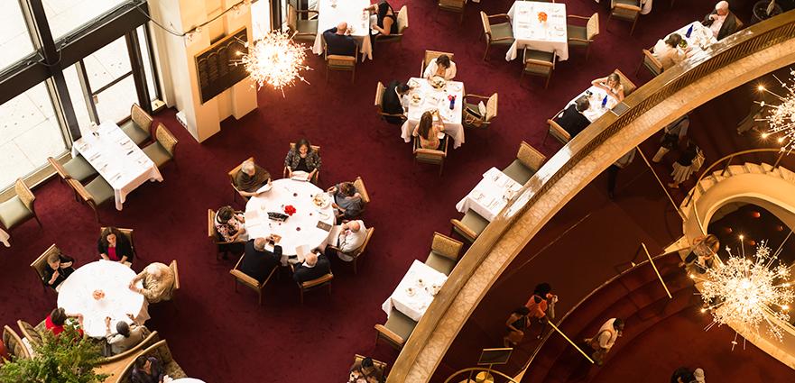 Metropolitan Opera Dining At The Met